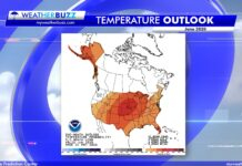 Map: Climate Prediction Center